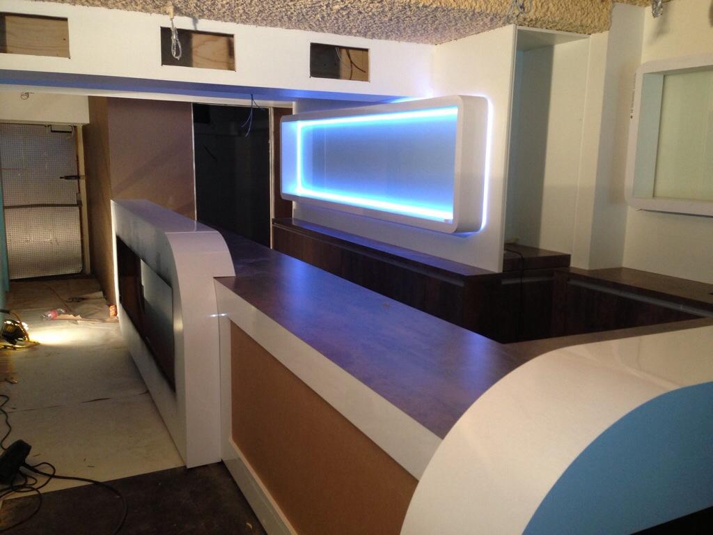 Karma Société Lounge -  Interieur